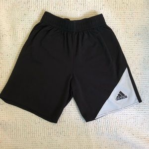 Adidas Boys Athletic Shorts